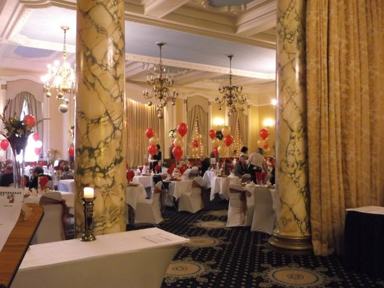 Golden Lion Hotel: Ballroom