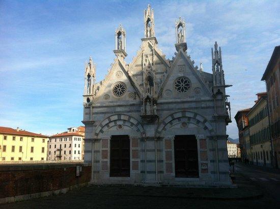 Chiesa di Santa Maria della Spina: Santa Maria della Spina a Pisa