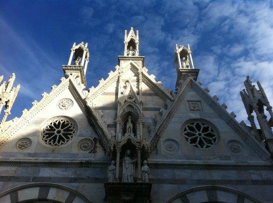 Chiesa di Santa Maria della Spina : Santa Maria della Spina a Pisa