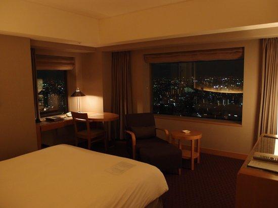 Cerulean Tower Tokyu Hotel : 部屋