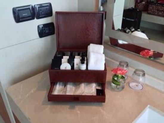 Eastin Grand Hotel Sathorn: amenities