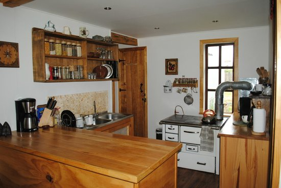 Pire Mapu Cottage Bed and Breakfast : Cocina (área común)