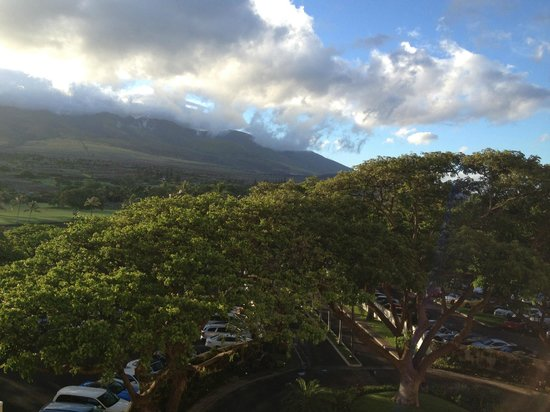 Westin Maui Resort And Spa: The View from Our Balcony