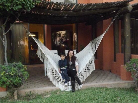 Holiday Inn Resort Los Cabos All-Inclusive: en la parte exterior de la habitacion