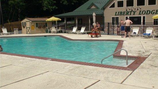 Swimming Pool Picture Of Philadelphia West Chester Koa Coatesville Tripadvisor