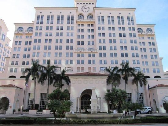 Hyatt Regency Coral Gables : Hotel front