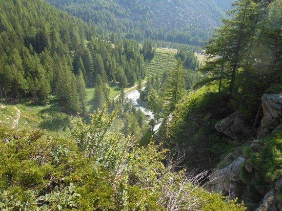 Lillaz Waterfalls: Cascate di Lillaz