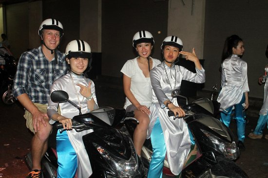 XO Tours: Fun times in Saigon!