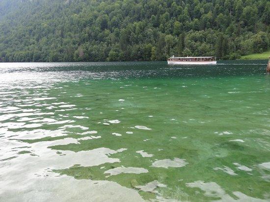 Königssee : озеро Кенигсзее