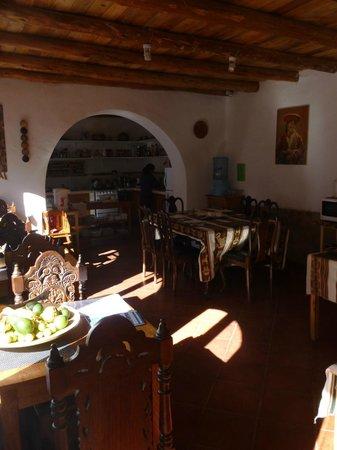 La Capilla Lodge: Dining room