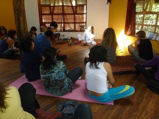 La Capilla Lodge: Yoga