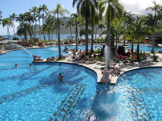 Kaua'i Marriott Resort: Pool