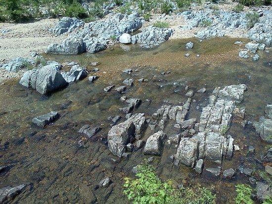Johnson's Shut-ins State Park: Nice Stream's