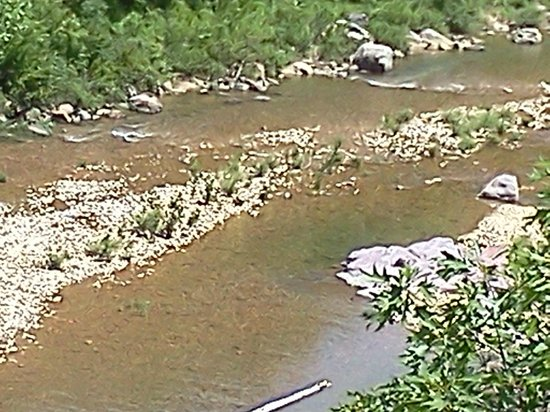 Johnson's Shut-ins State Park: Nice rapids