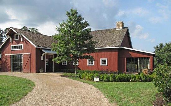 Blackberry Farm: The Barn Exterior
