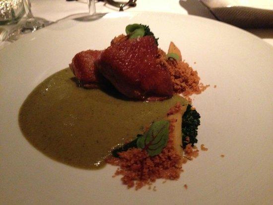 scallop ceviche (complementary): fotografía de Frontera Grill ...