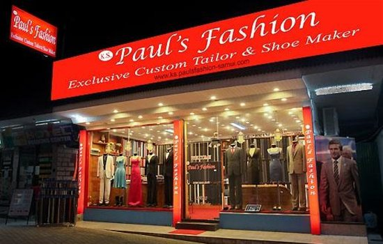 Bophut, Thailand: Paul's Fashion