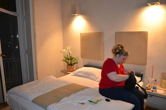 Hotel Micalo: Bedroom