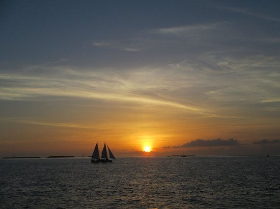 Galleria Guesthouse : Sunset Cruise (FURY)