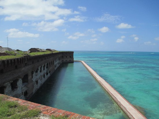 Galleria Guesthouse : I recommend the Dry Tourtugas Tour