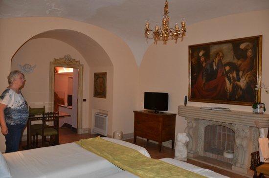 Hotel San Francesco al Monte: Room #45