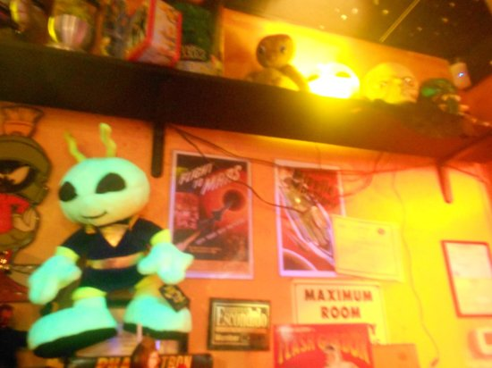 Mars Chinese Restaurant Menu