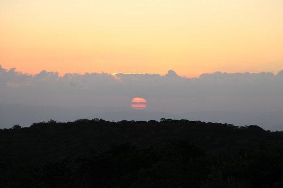El Establo : sunset