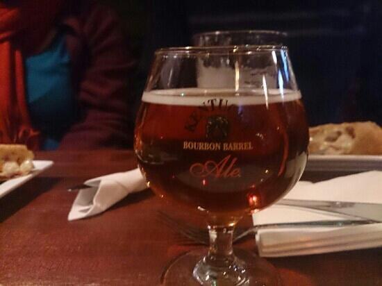 O'Riley & Conway's Irish Pub: Kentucky bourbon ale