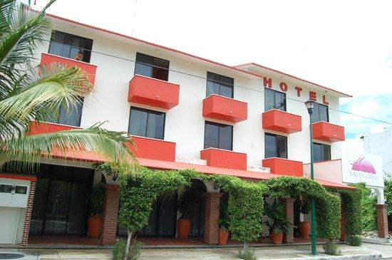 Hotel Balcon Gueela: Fachada Exterior
