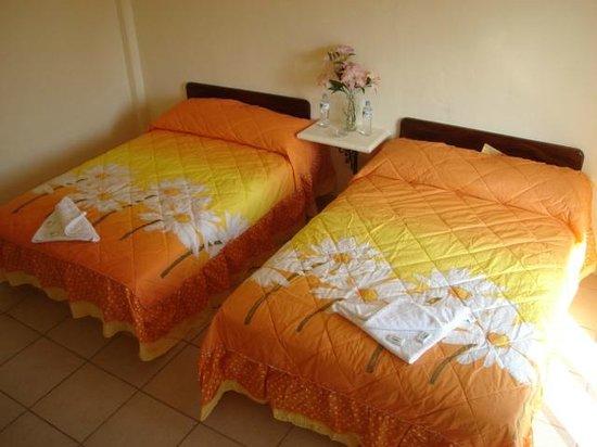 Hotel Balcon Gueela : Habitación Doble