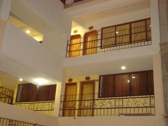 Hotel Balcon Gueela: Habitaciones
