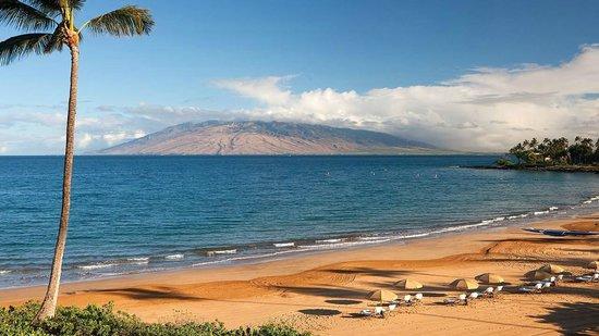 Maui Schooner Resort : Beach in Maui