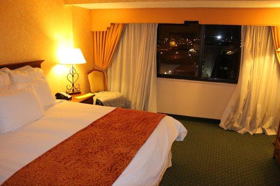 Albuquerque Marriott Pyramid North: Room 1020