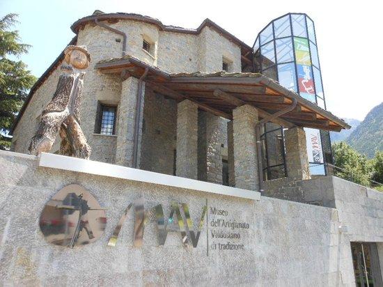MAV - Museo dell'Artigianato Valdostano di Tradizione: MAV