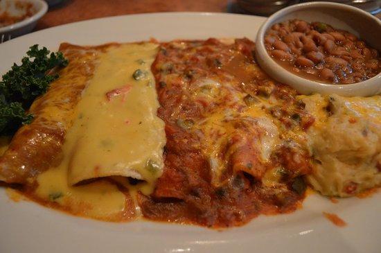 Abuelo S Restaurant Copycat Recipes Shredded Beef Enchilada