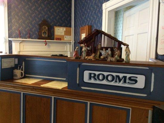 The Casselman Inn and Restaurant: Check-in
