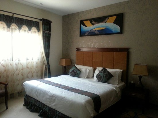 Emirates Park Resort: Bedroom