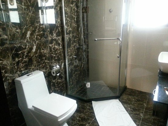Emirates Park Resort: Toilet