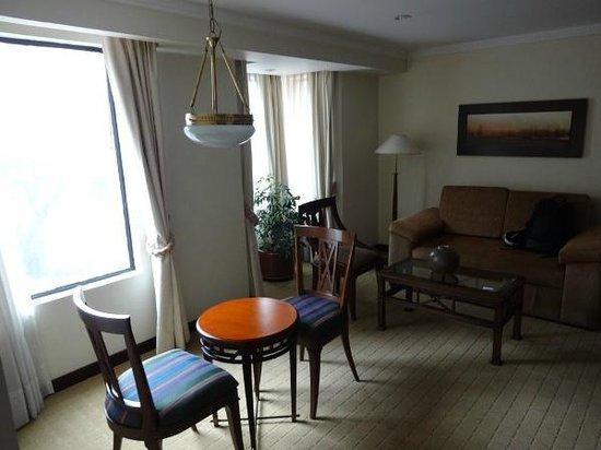 GHL Hotel Hamilton: sala