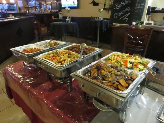 the buffet picture of segal s oasis grill kosher restaurant rh tripadvisor co nz