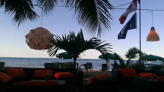 Lazy Dog Beach Bar and Grill Cabarete: Lazy Dog