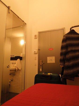 Pod 39 Hotel : Compacto