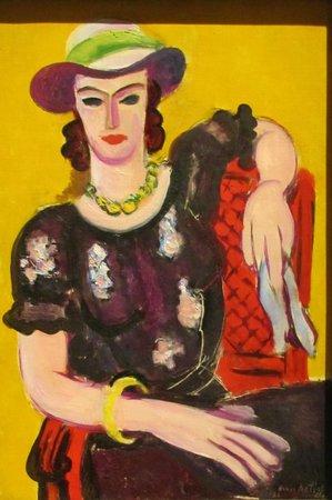 Indianapolis Museum of Art: Matisse Exhibit, November 2013