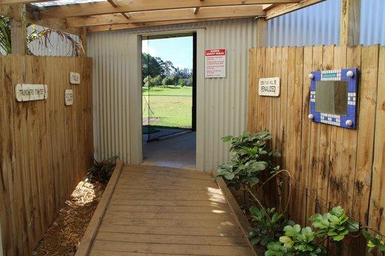 Marty's Golf Range: Range Entry