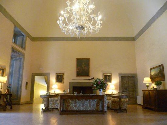 Park Hotel Villa Grazioli: Beautiful lounge areas