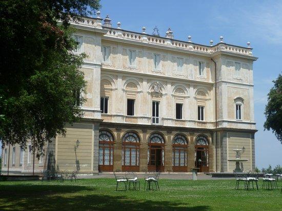 Park Hotel Villa Grazioli: Beautiful Villa