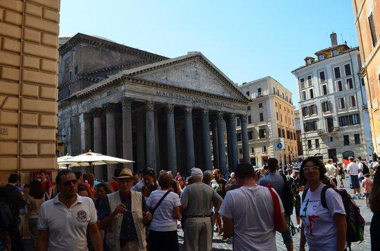 Hotel Pantheon : pantheon