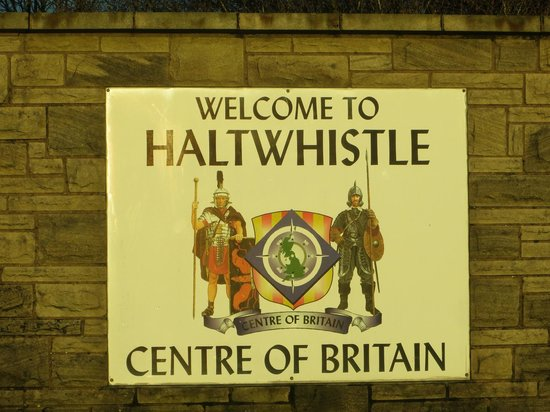 Walltown Crags - Hadrian's Wall : Centre of Britain