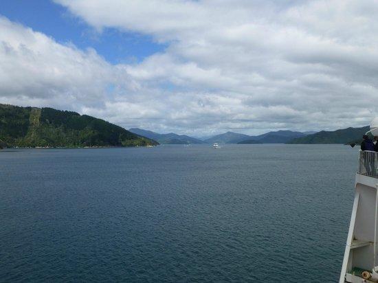 Interislander: Traveling to Picton