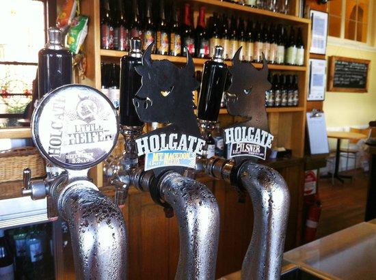 Holgate Brewhouse at Keatings Hotel: Holgate Bar
